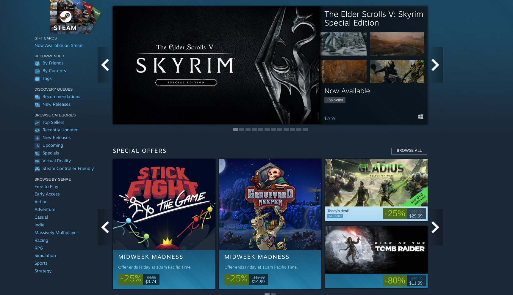 Valve lays out plans for Steam's 2019, omits any mention of