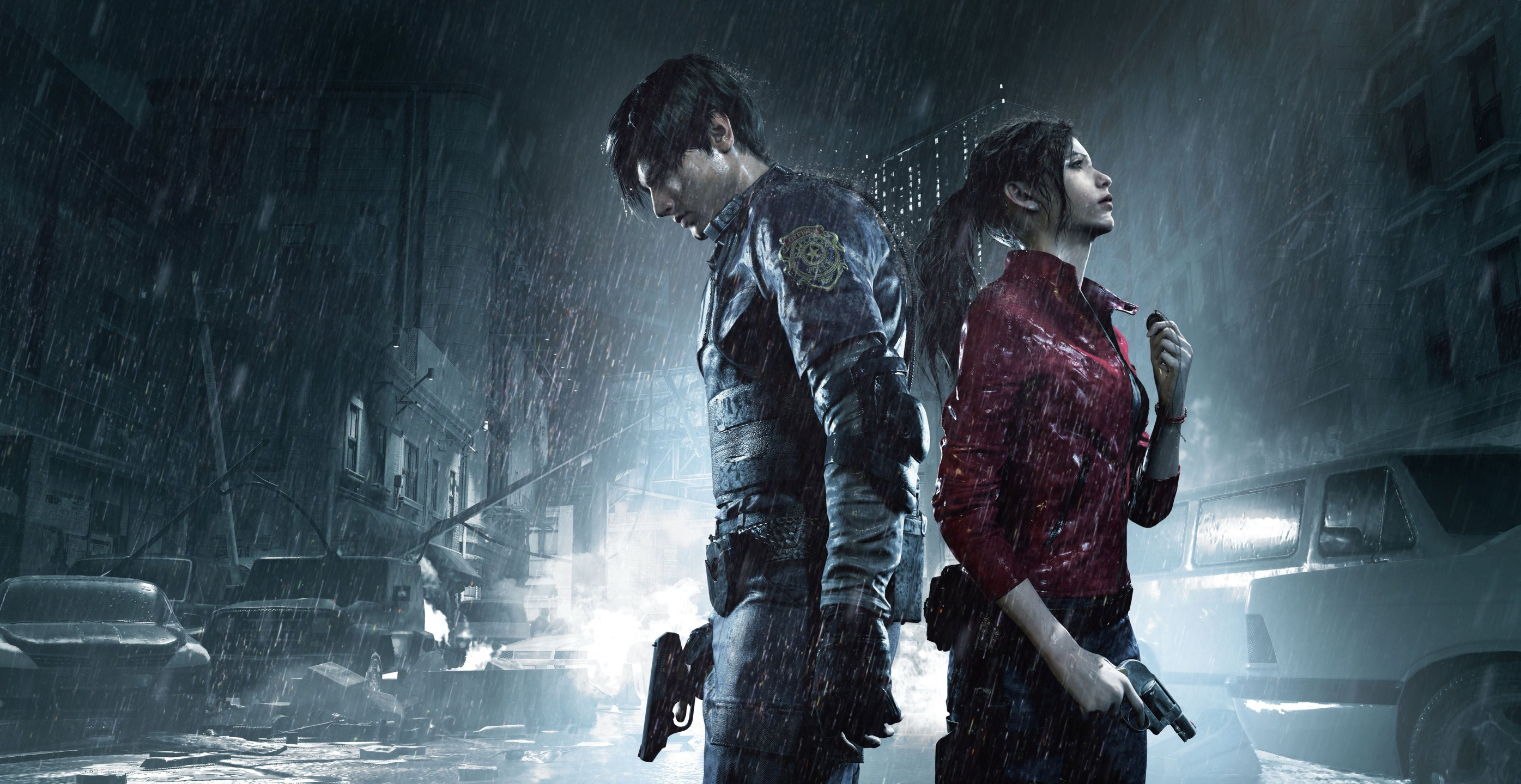 Resident Evil 2 Remake Gamedailydotreview Gamedaily Biz