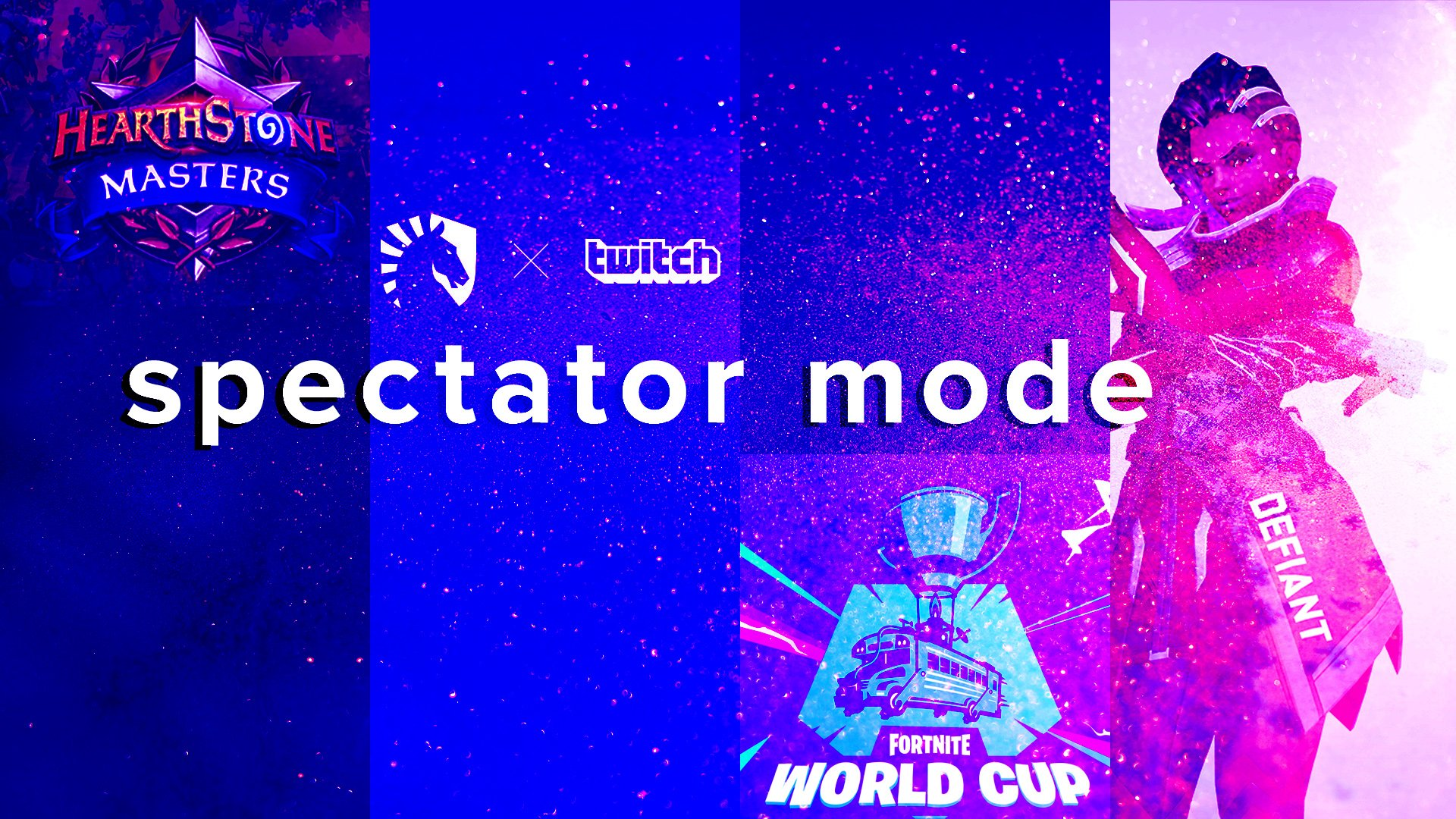Spectator Mode: Hearthstone Masters, Team Liquid and Twitch