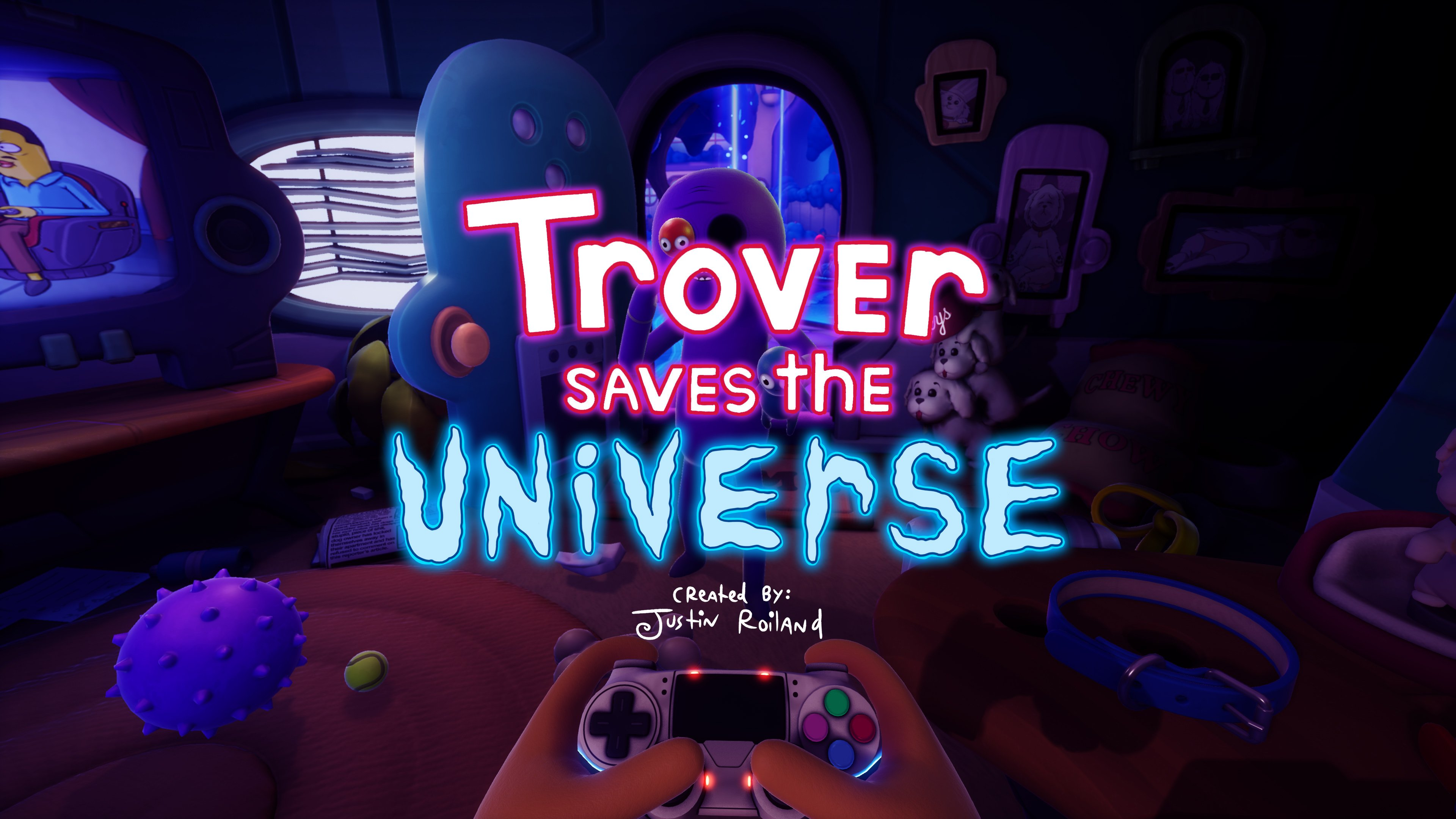 Trover Saves The Universe: How Rick & Morty's Justin Roiland