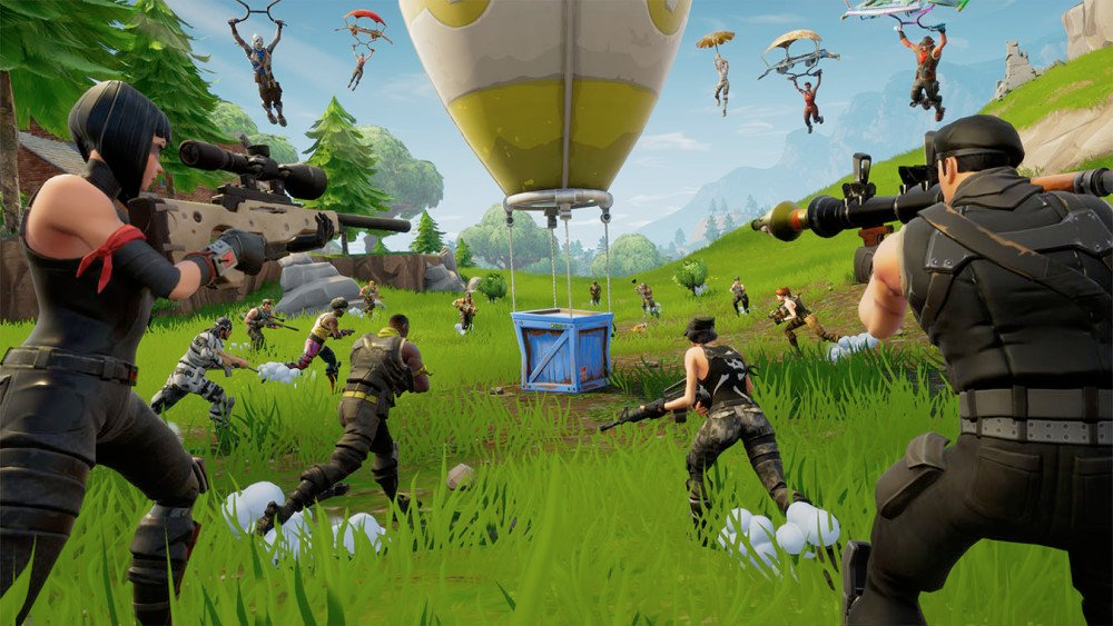 Report: Fortnite continues to dominate streaming services
