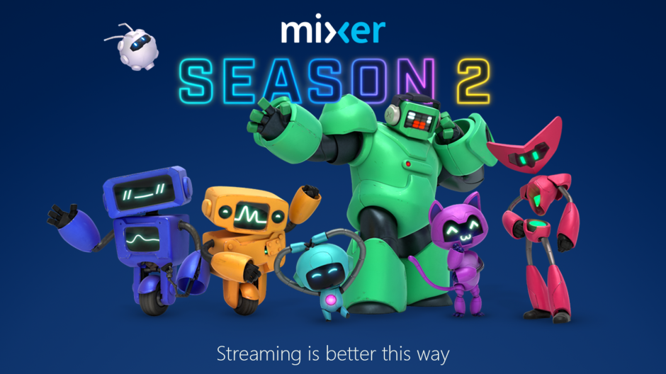 Microsoft introduces in-game rewards for watching Mixer | GameDaily biz