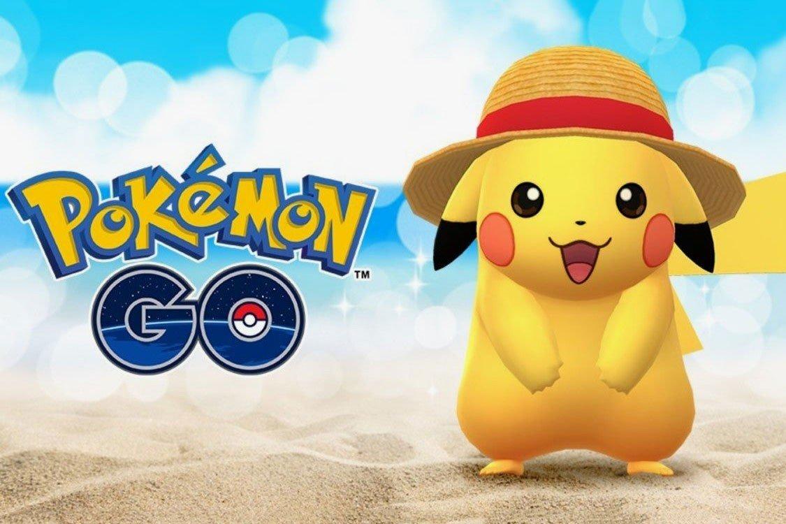 Pokémon GO surpasses 1 billion downloads   GameDaily biz
