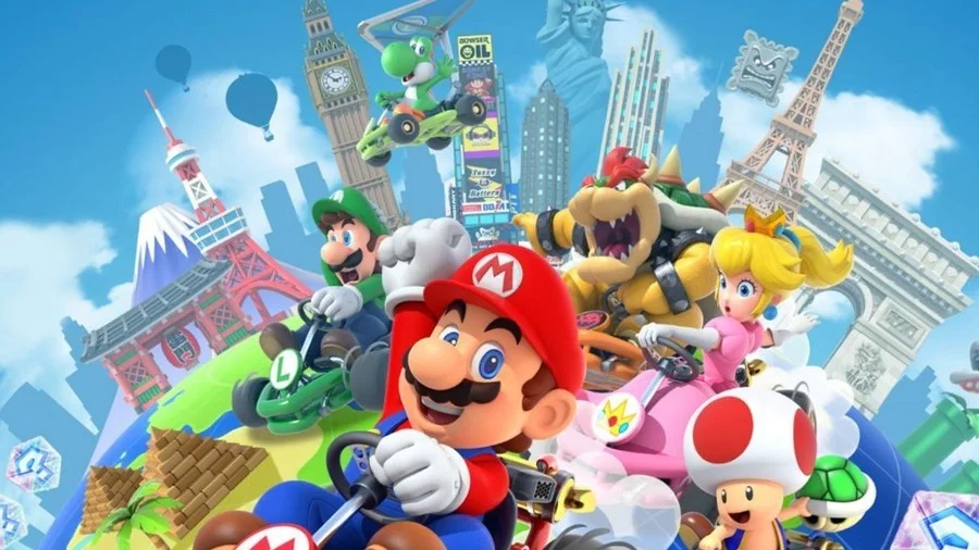Nintendo Tests 4 99 Subscriptions For Mario Kart Tour Just