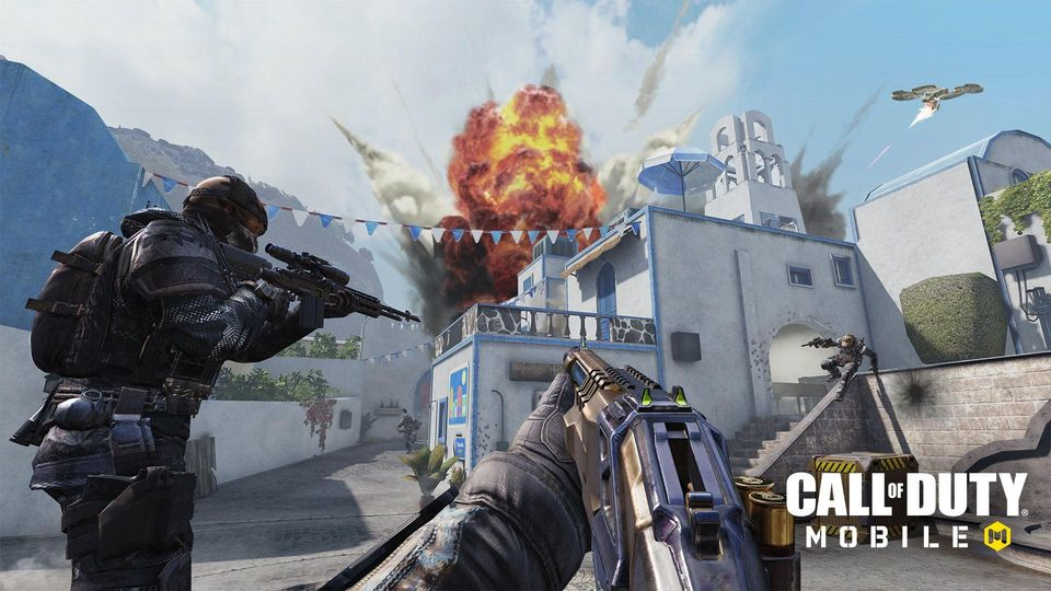 Report Call Of Duty Mobile Generates Nearly 87 Million In Its