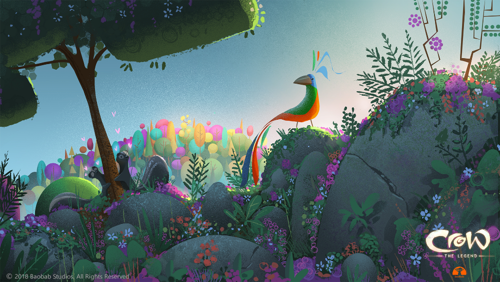Baobab's latest project has a real storybook feel