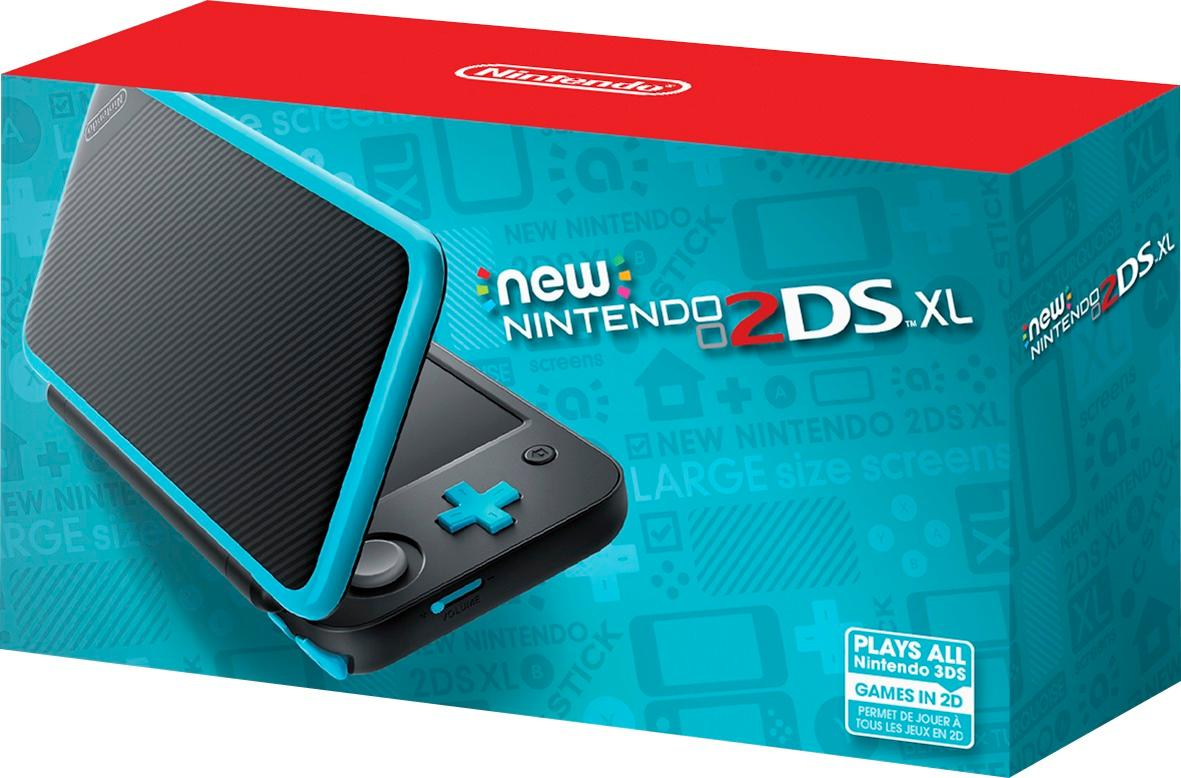 2DS XL could be a great entry point to get kids involved with Nintendo IP