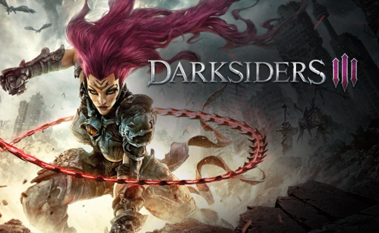 'Darksiders 3'