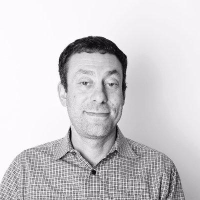 Intel's Mark Subotnick (Image: Twitter)