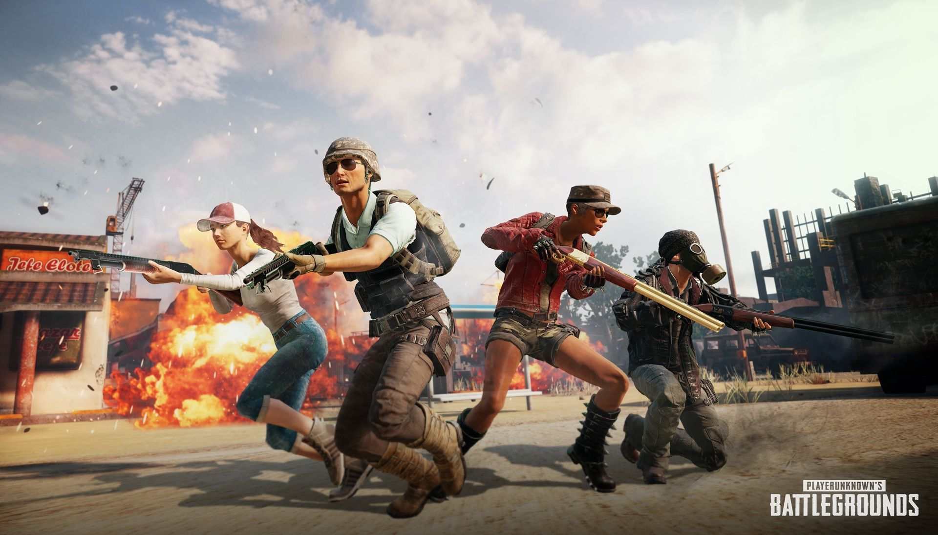 Intel and ESL have pushed PUBG into esports (Image: Bluehole)