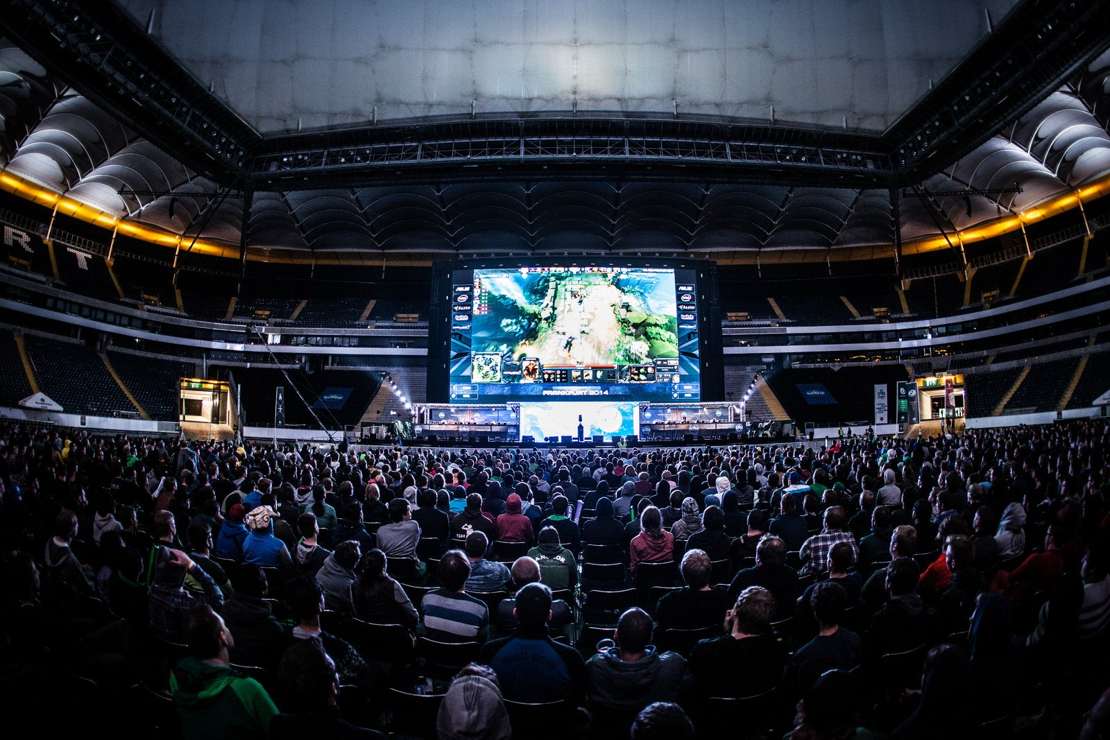Just how safe are esports events? (Image: ESL)