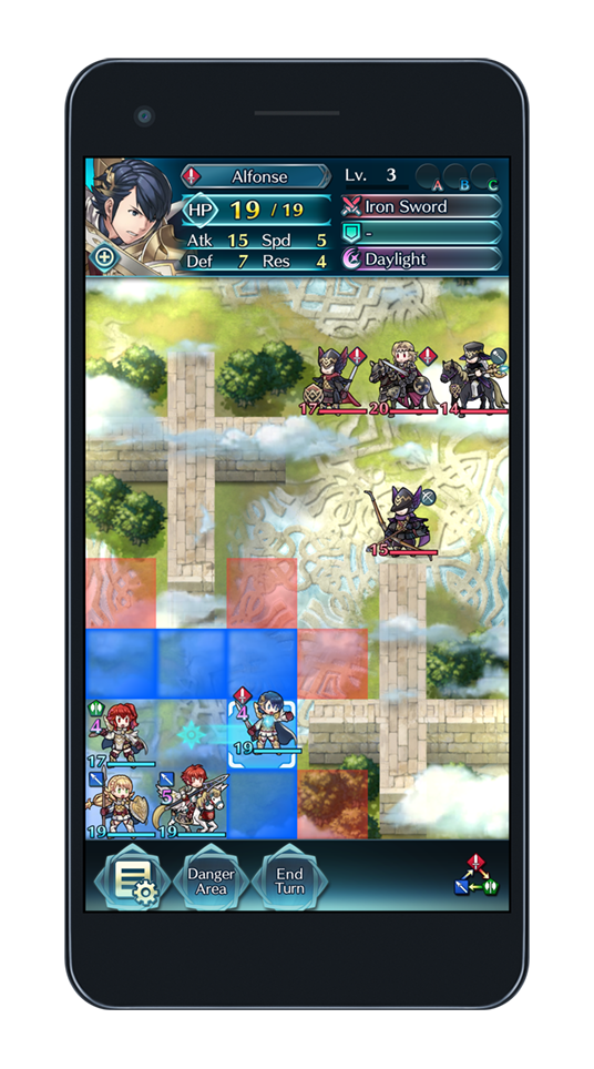 Fire Emblem Heroes fared pretty well with F2P (Image: Nintendo)