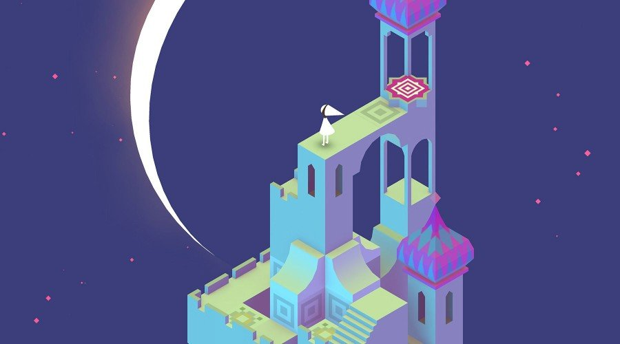 Monument Valley put Wong on the map (Image: Ustwo Games)