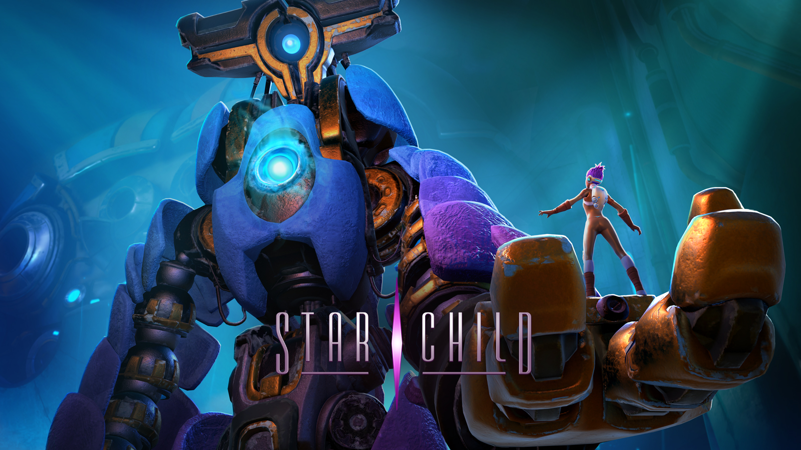 Star Child certainly seems like the kind of sci-fi IP that could be extended across media