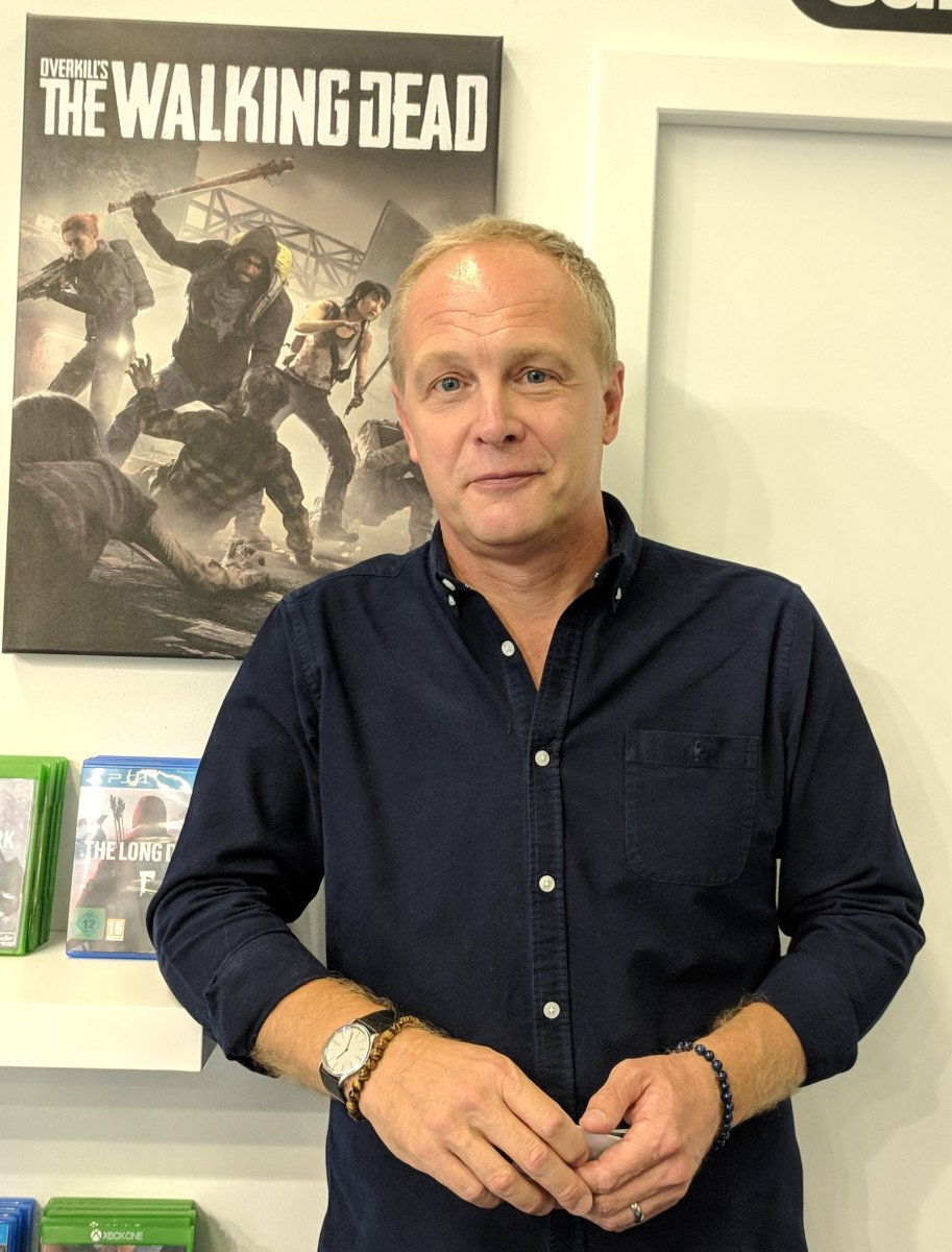 Skybound Games' Mark Stanger (Image: MCV)