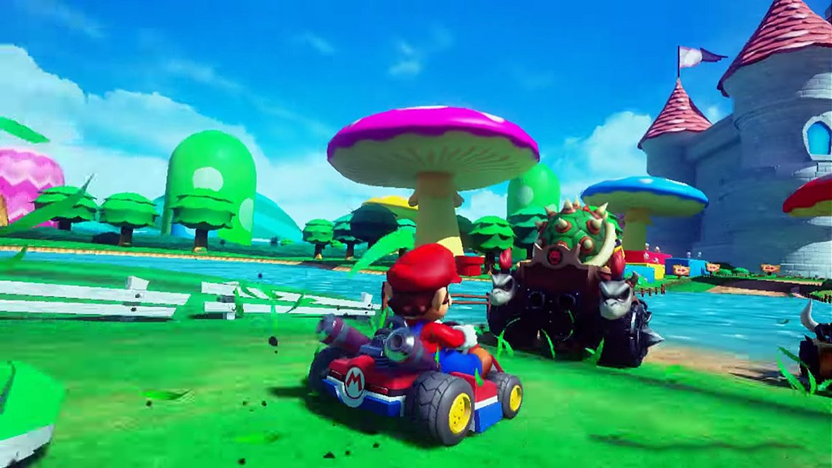Can Mario Kart VR spark more interest in VR with the mainstream?
