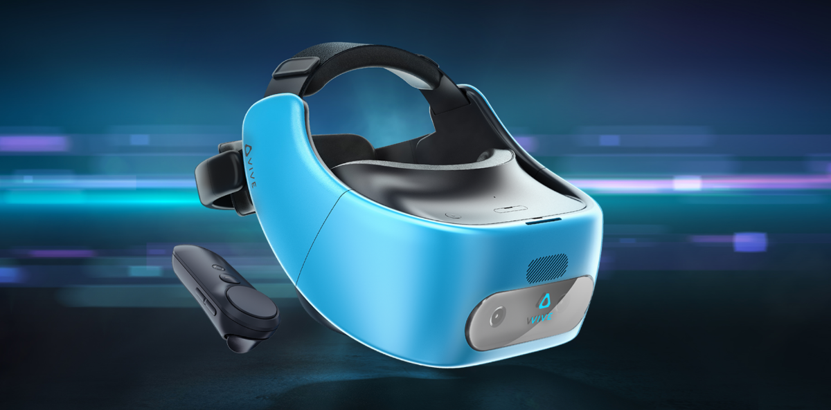 Vive Focus is already available in China