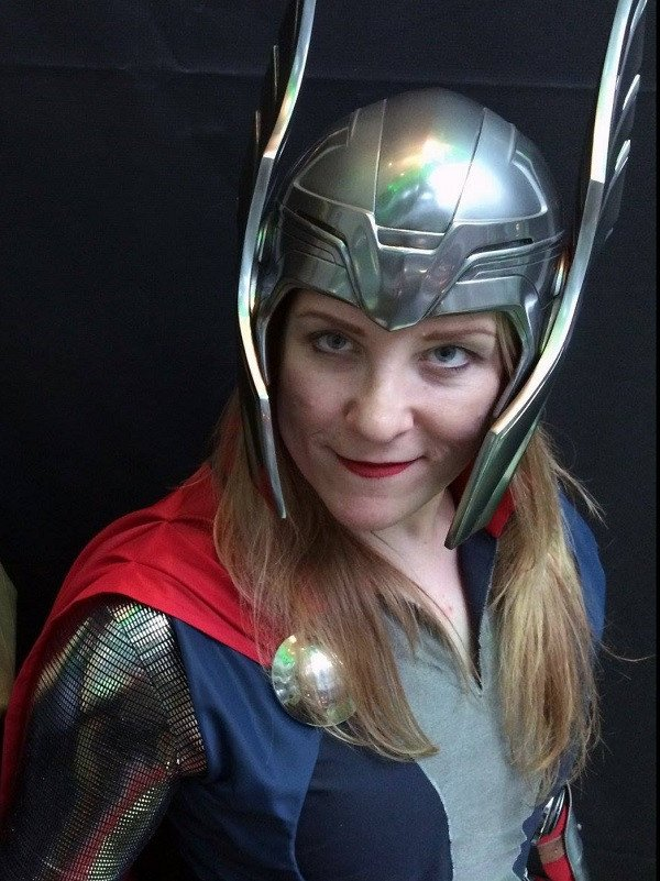 Edwards is no longer with the IGDA but she's fighting the good fight for developers everywhere