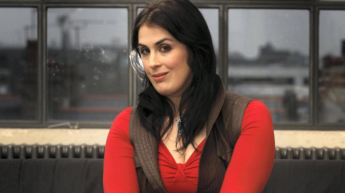 Award-winning writer Rhianna Pratchett