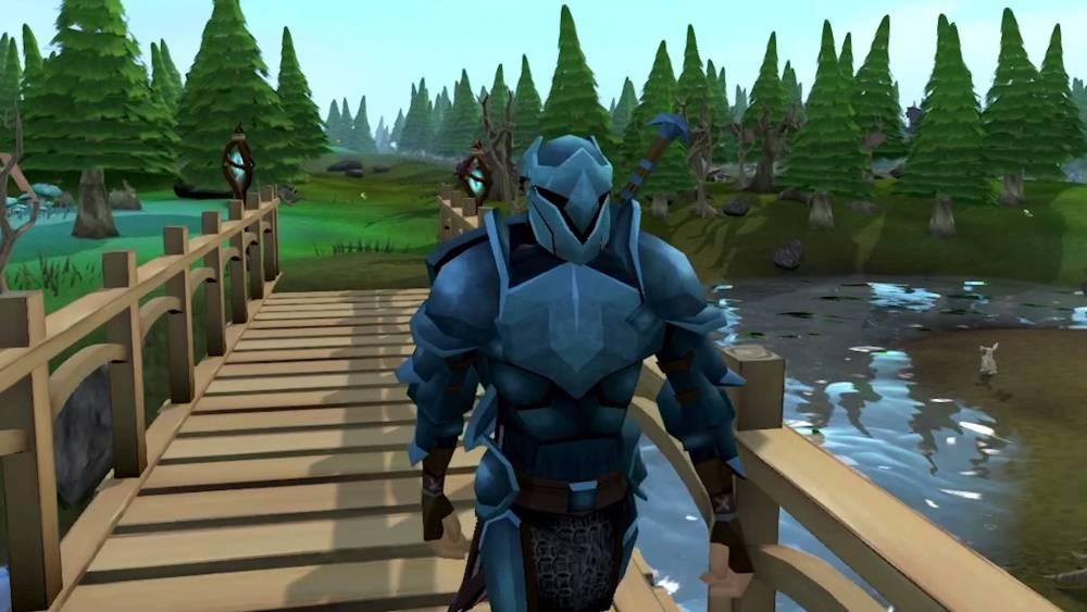 Runescape is a $1 billion franchise