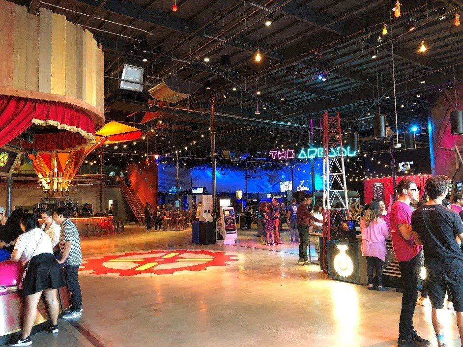 Two-Bit Circus, Downtown LA