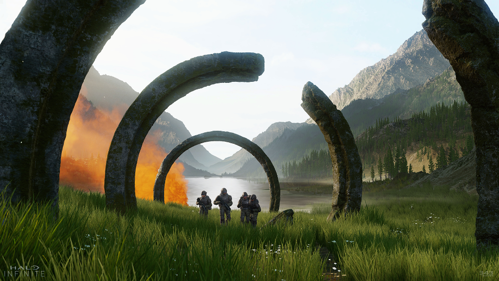 Fans are eagerly anticipating the release of Halo Infinite