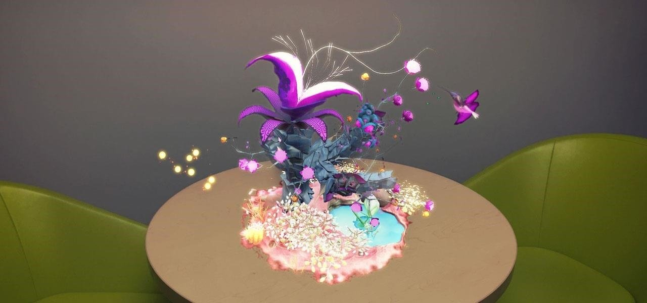 Seedling, a new AR experience from Insomniac Games
