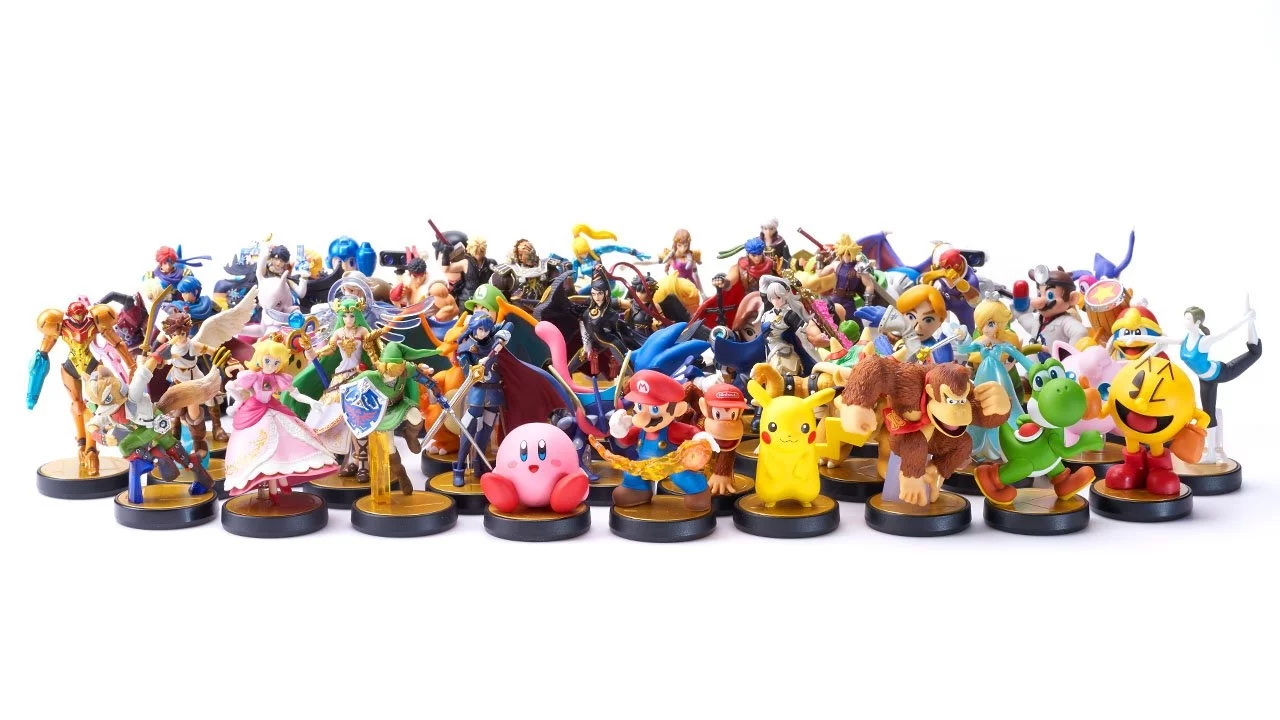 Super Smash Bros. amiibo are a collector's dream