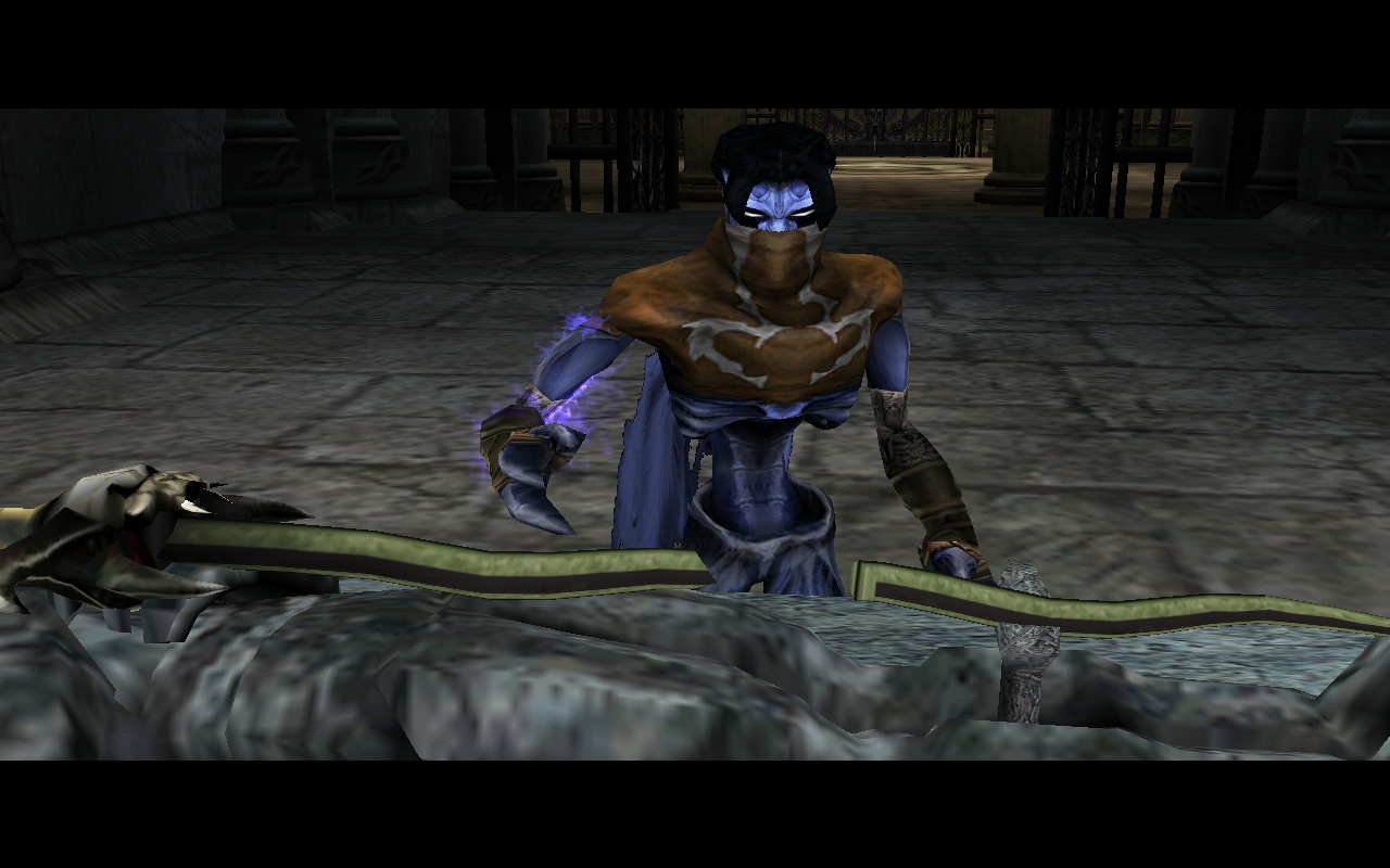 Soul Reaver was filled with some incredible dialogue and great voice acting for the early 3D era of gaming