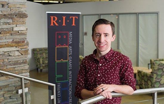 RIT's Rob Mostyn (Image: RIT)