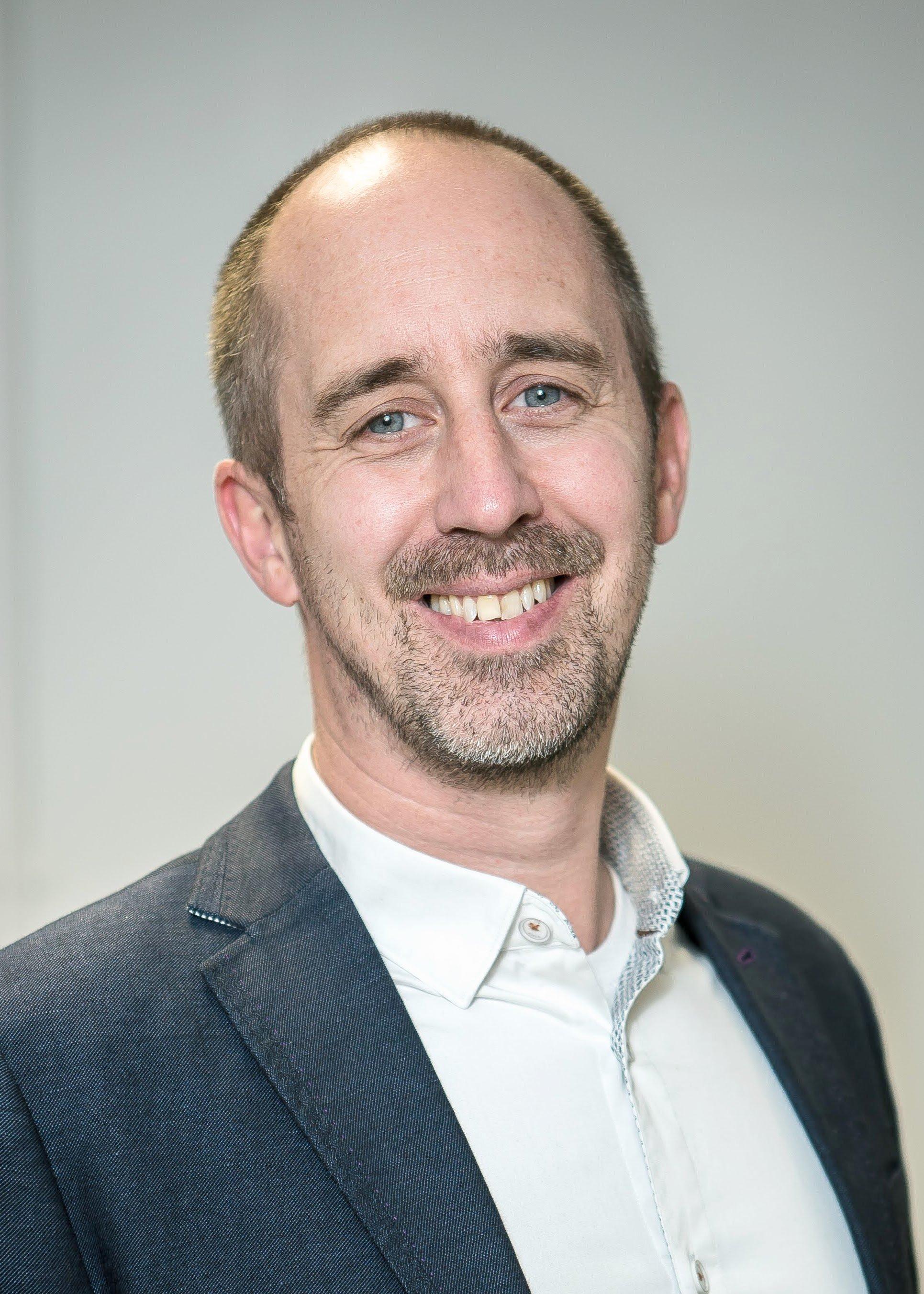 Antstream CEO Steve Cottam