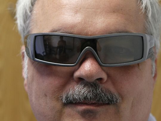 Vuzix CEO Paul Travers (Image: USA Today)