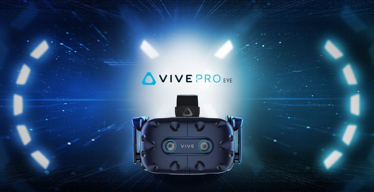 Vive Pro Eye should make it possible to navigate menus just with your eyes, no controllers needed