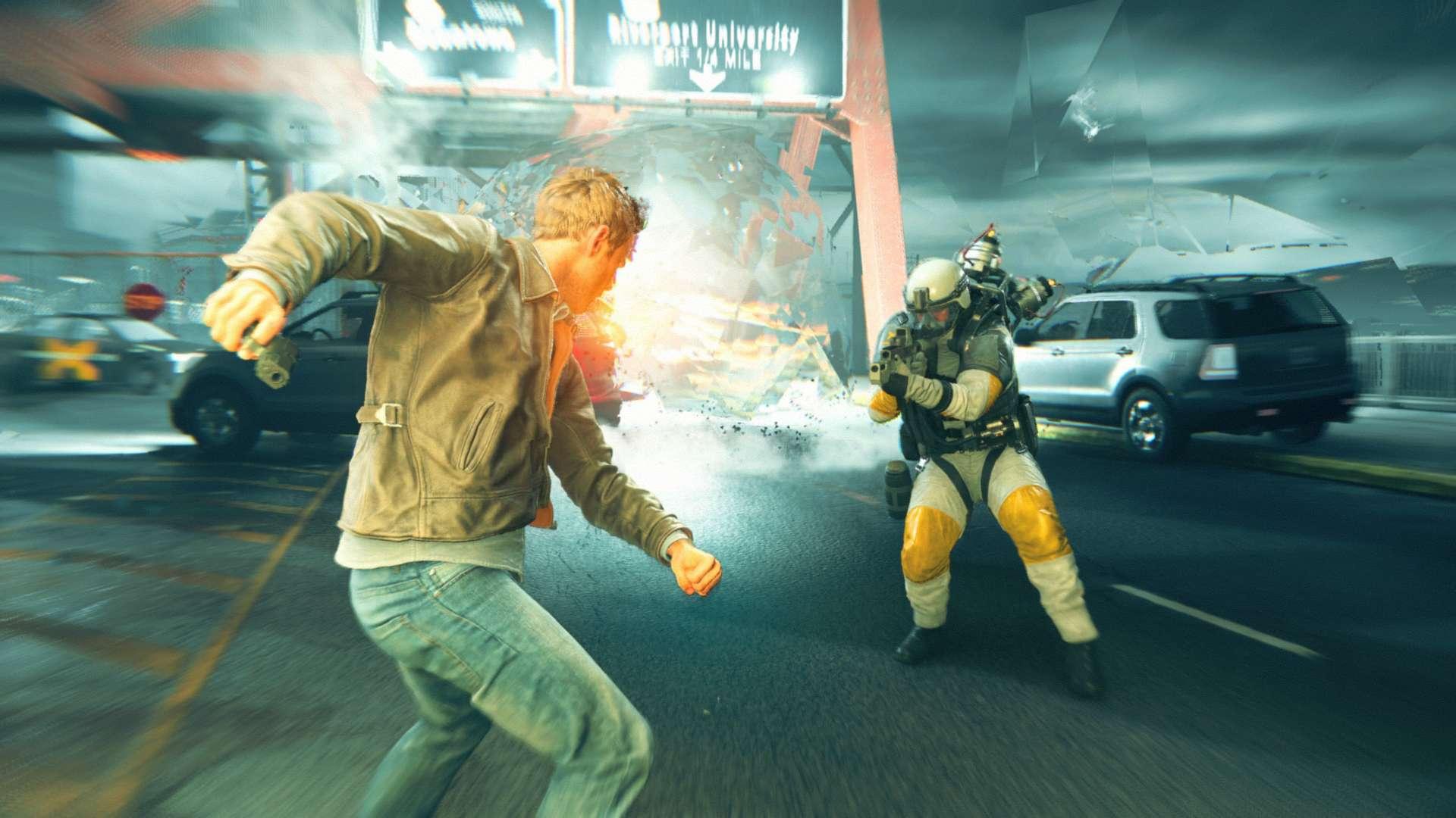 Remedy Entertainment's Quantum Break