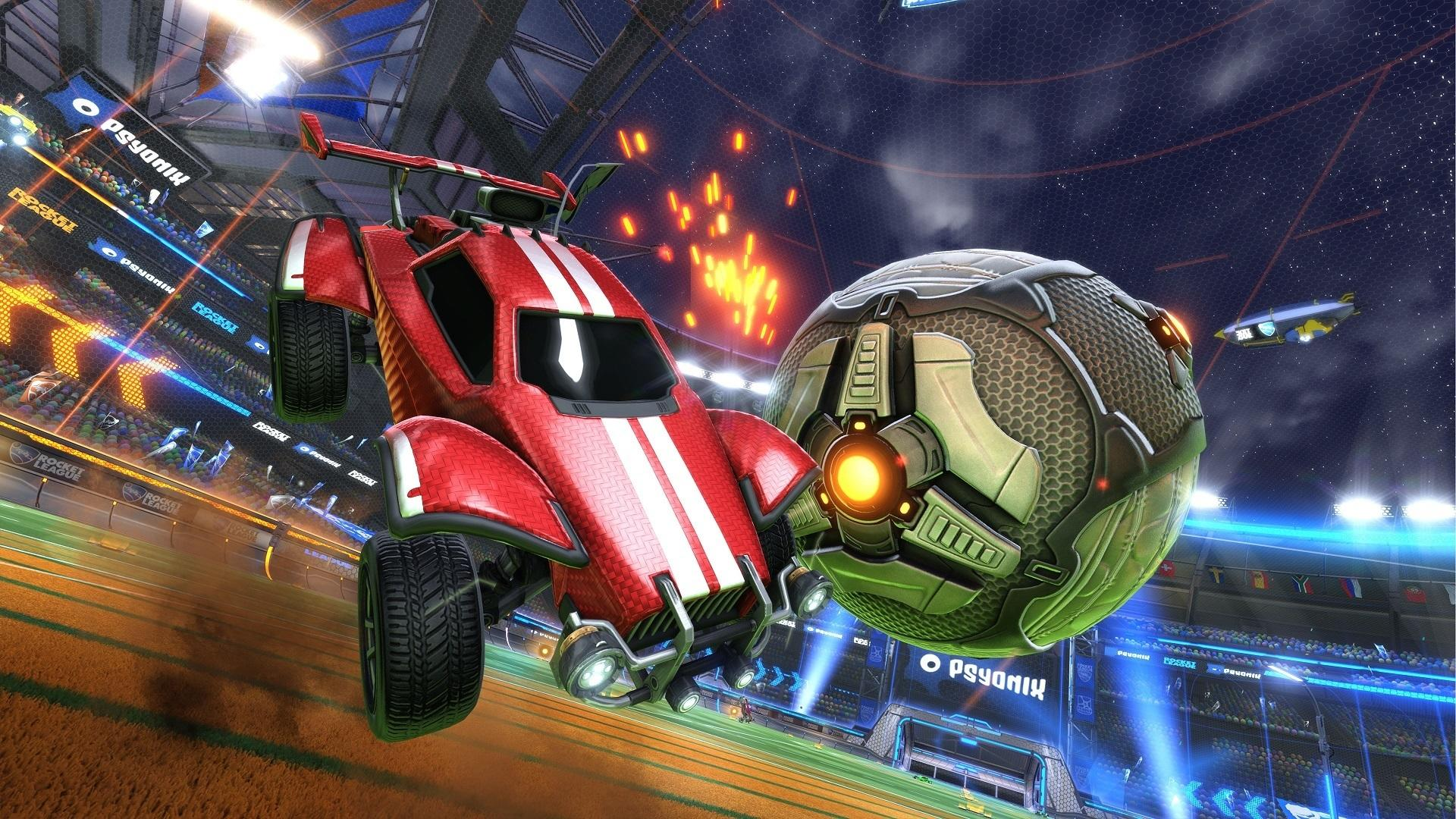 Rocket League is another lovely feather in Epic's already plush cap