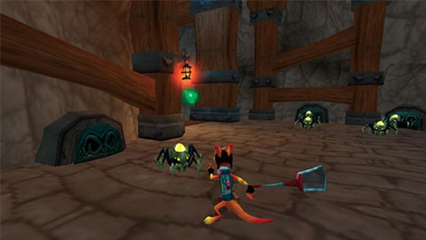 Daxter on PSP was good fun, and it put Ready at Dawn on the map