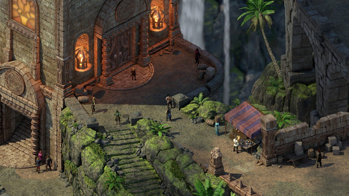 Versus Evil published Obsidian's Pillars of Eternity II: Deadfire