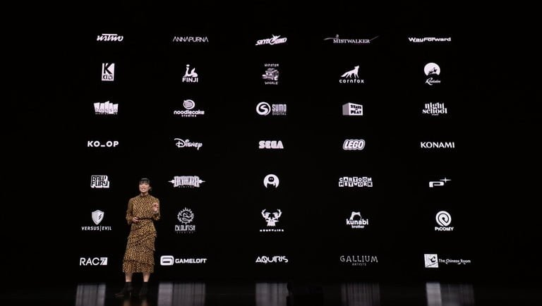 Apple has already gained the backing of a number of big studios (Image: Digital Trends)