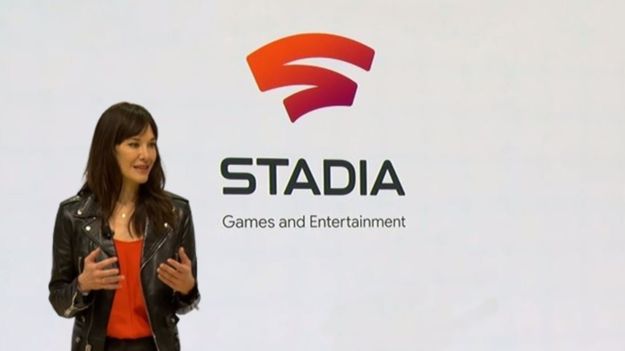 What will cloud-native gaming look like? Jade Raymond is working hard to show us its potential.
