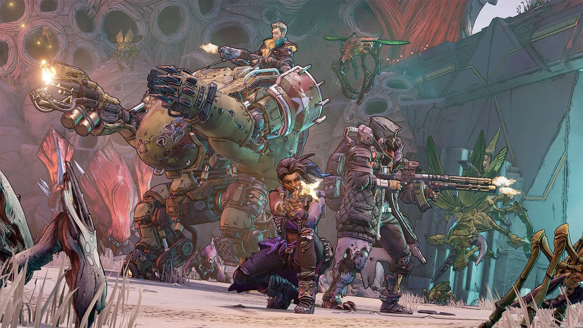 Borderlands 3 was 2K's fastest-selling title and broke PC records for the publisher