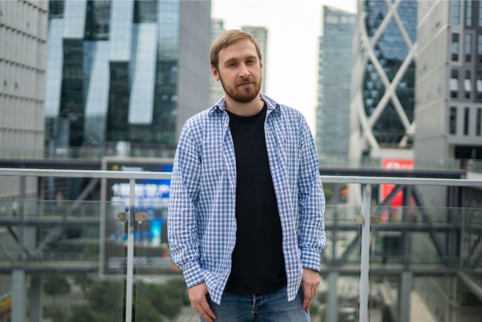 Ilya Gutov, Mail.ru