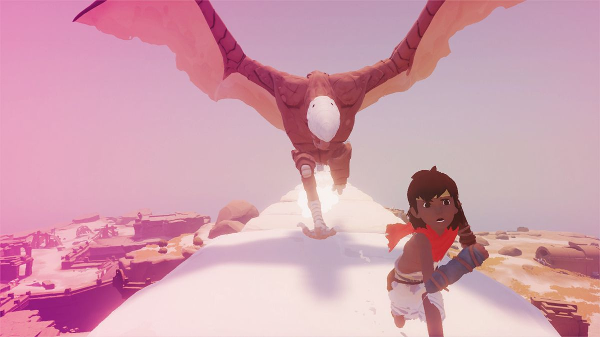 With Svensson and Rice on board, PlayStation should be in good hands. Who wouldn't want more games like Rime on PlayStation?