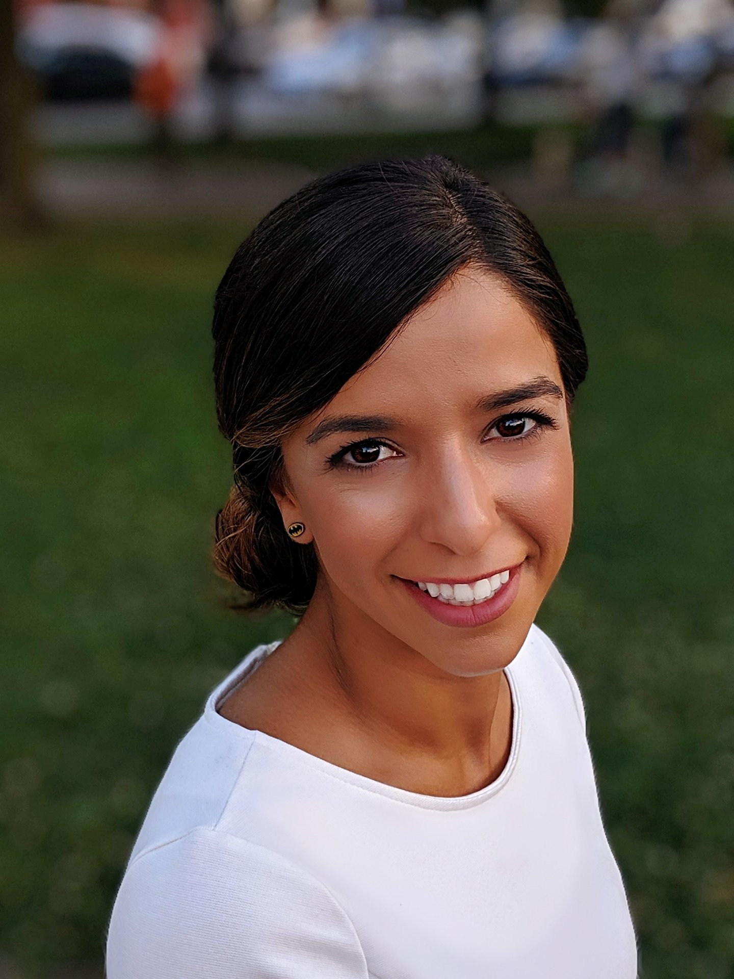 Nika Nour, executive director, IGDA Foundation