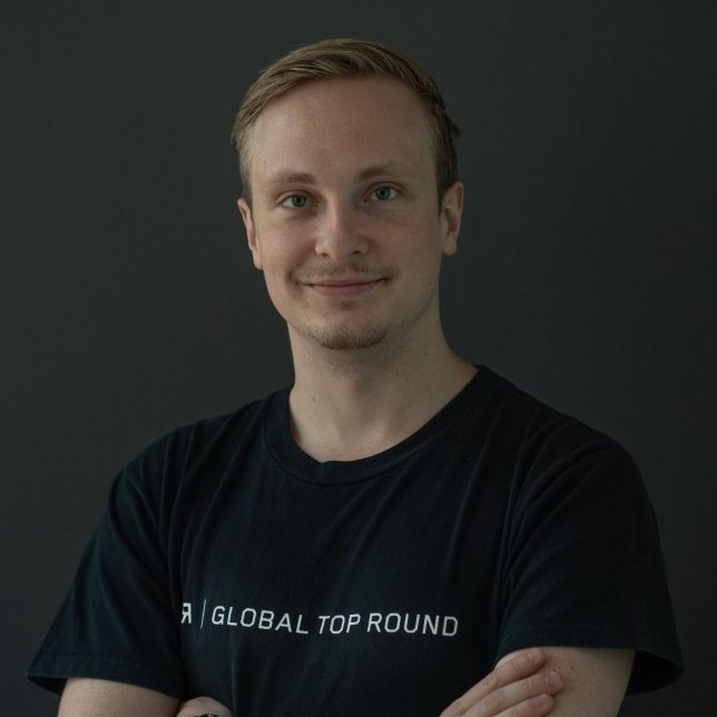 Pontus Mähler, senior manager of business development, GTR