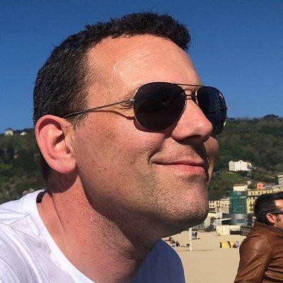 Chris Kempt, founder, Dead Five