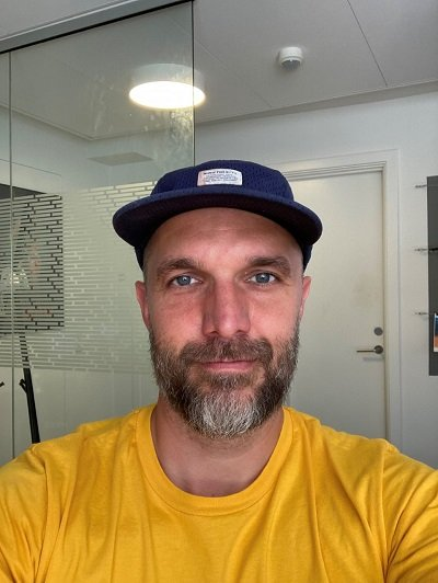 Ole Teglbjærg, director of production, Flashbulb Games