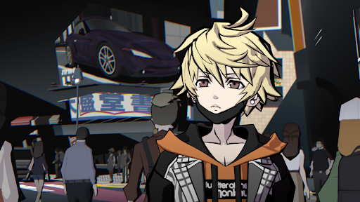 Rindo in NEO: The World Ends With You