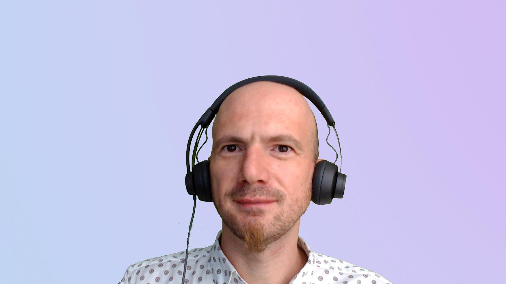Dragos-Florin Stanculescu, designer, Holotech.